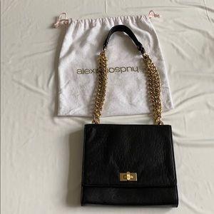 Alexis Hudson leather bag